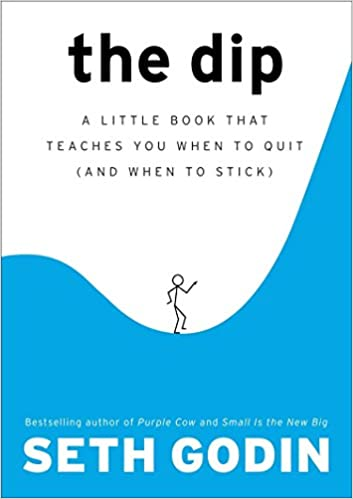Books that changed my life - the dip