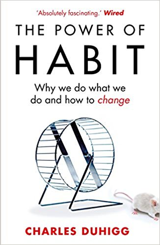 Books that changed my life - the power of habit